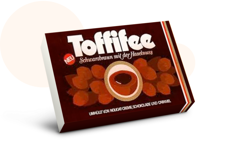 Toffifee started in Germany