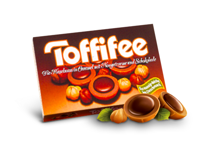 Toffifee appears in TV commercials